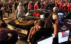 Pontiac Trans Am Pics Burt Reynolds U0027 Second Bandit Pontiac Trans Am Sells For 170 000