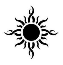 65 sun tattoos tribal sun designs sun and moon meanings ink vivo