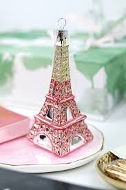 Eiffel Tower Decoration Christmas Gift Guide For Women A Glass Of Ice
