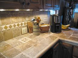 la grange medallion cabinets in alder with daltile counters and
