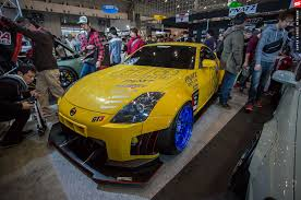 nissan 350z custom project nissan 350z misfortunes getting burned jay chen