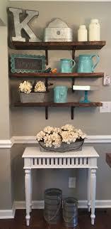 rustic kitchen decor ideas spectacular idea rustic kitchen shelves contemporary design best 25