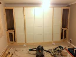 Ikea Fitted Wardrobe Interiors Pax Traditional Fitted Wardrobe Hack Ikea Hackers Ikea Hackers