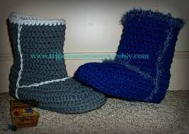 ugg crochet slippers sale 141 best crochet slippers booties images on knit