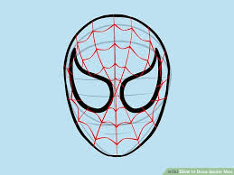 4 ways draw spider man wikihow