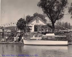 snug harbor on steamboat slough in the sacramento delta region