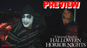 halloween horror nights movie terror tram survive the purge hd preview halloween horror