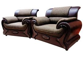 s shaped couch hi tech brand s shape model five seater sofa set 3 1 1 brown