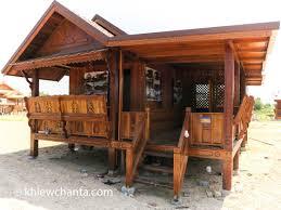 traditional thai teak homes thai life