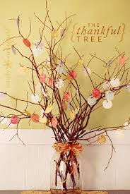 simply vintagegirl the thankful tree
