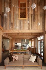 Rustic Wood Interior Walls Design Elements Beautiful Reclaimed Wood