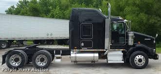 kenworth semi 2005 kenworth t800 semi truck item bs9486 sold june 29