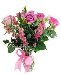 nashville florist dozen pink roses pretty pink and nashville tn florist