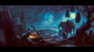 halloween game background afterlife youtube