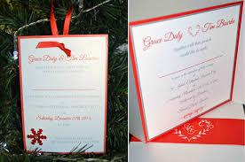 Christmas Wedding Invitations 23 Stunning Winter Wedding Invitations Weddingsonline