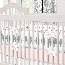 Pink Elephant Nursery Decor Nursery Beddings Cheap Baby Bedding Sets 50 With Baby