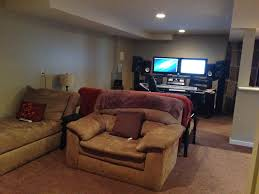 clever design ideas diy finish basement finishing renovation new