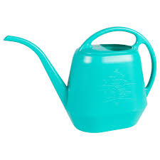 aqua watering can watering cans watering u0026 irrigation the home depot