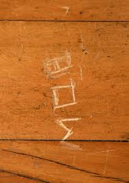 gang graffiti carvings deface macon ga courtrooms the telegraph