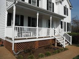 porch posts ideas home design