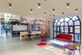 google office interior google campus madrid picture gallery office pinterest