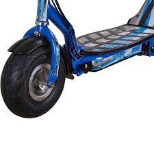 razor mx350 dirt rocket electric motocross bike uberscoot 300 watt 24 volt electric powered scooter by evo powerboards