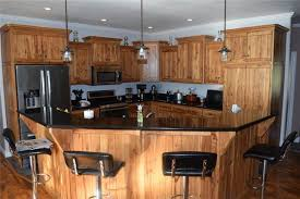 hickory cabinets with granite countertops custom kitchen cabinets ds woods custom cabinets decatur
