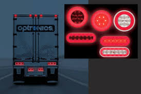 Optronics Led Trailer Lights Optronic Glolight Brings New Look To Stop Turn Tail Lamps