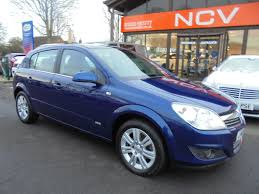 used vauxhall astra design 1 7 cars for sale motors co uk