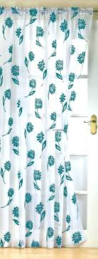 Teal And White Curtains Teal White Bedroom Curtains Betweenthepages Club