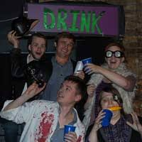 drink the sketch comedy drinking game cornservatory chicago