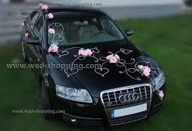 Light Pink Car Wedding Car Decoration Kit Online Shop Car Decoration Bouquets