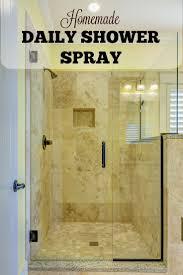 homemade daily shower spray recipe housewife how to u0027s