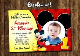 mickey mouse birthday invitations printable mickey mouse invitations template charles 1st bday