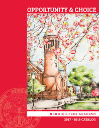 2017 18 nfa course catalog by norwich free academy issuu