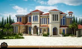 villa exterior design by algedra interior design at coroflot com
