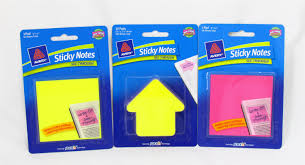 avery see through sticky notes are cool office supplies