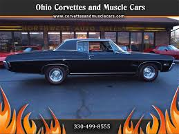1968 chevrolet impala for sale on classiccars com 19 available