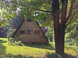 A Frame Home 24 Aframe Drive Burke Vt For Sale 87 500 Homes Com