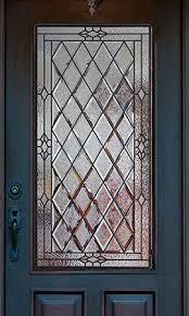 Glass Inserts For Exterior Doors Trimlite Decorative Door Glass Doors Wood Entry Doors