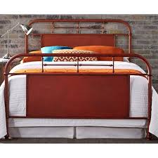 rc willey sells metal beds in twin full queen king vintage metal