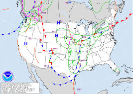 frontal boundary map 10 april 2013 migration alert frontal boundary approaches gulf
