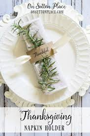 thanksgiving napkin rings free printable on sutton place