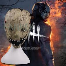 game dead by daylight the trapper mask cosplay adults halloween