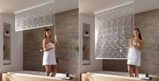 Fieldcrest Luxury Shower Curtain - bathroom types of ceiling mount shower curtain rod homesfeed