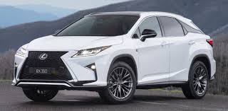 lexus nx recall uk lexus australia recalls rx for misassembled airbag inflator can