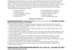 Government Sample Resume Download Government Job Resume Template Haadyaooverbayresort Com