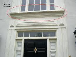 Exterior Door Pediment And Pilasters Front Door Pediments Contact Us Front Doors With Sidelights For