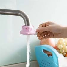 kitchen faucet adapters aliexpress buy 1pc 3 colors shower swivel water