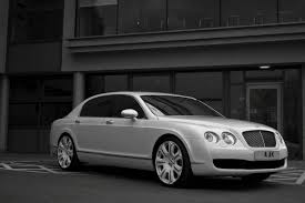 bentley silver bentley flying spur pictures images